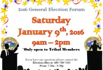 2016 Election Forum