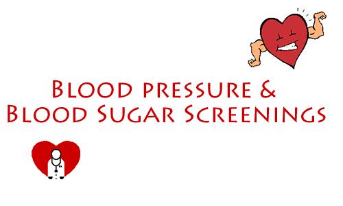 June 12 Blood Pressure Blood Sugar Screening Fort Mcdowell Yavapai Nation