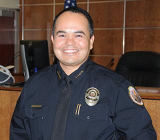 Chief of Police Jesse Crabtree