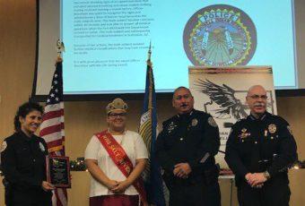 Marchant Life Saving Award