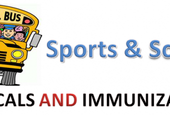 Sports And School Physicals And Immunizations