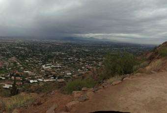 Healthy Futures Hiking Camelback Mountain