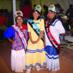 Miss Fort McDowell and Junior Miss Fort McDowell